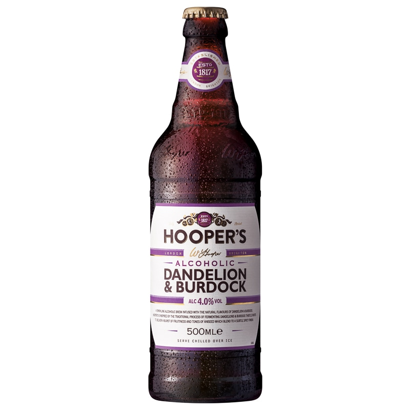 Hooper S Dandelion Amp Burdock 500ml Alcohol B Amp M