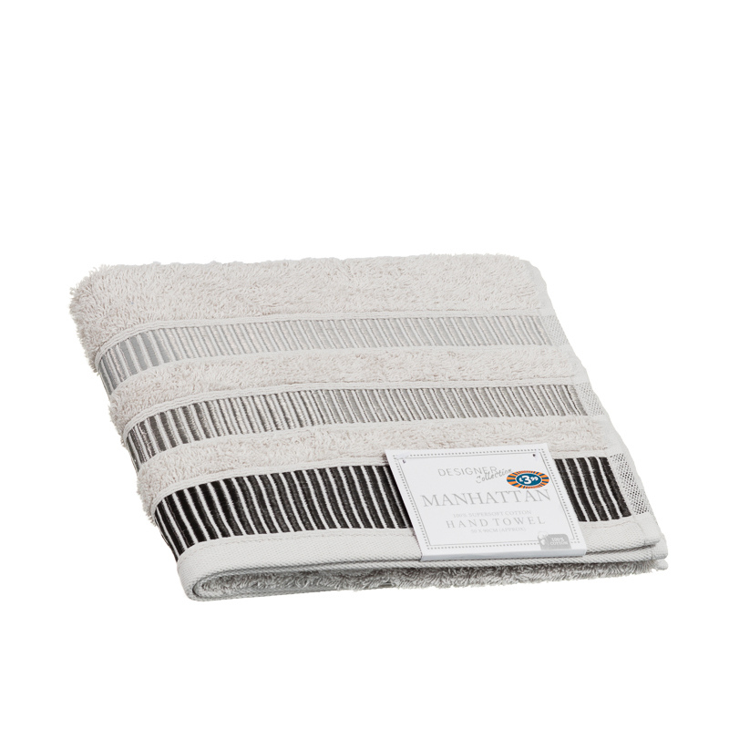 Manhattan Oversized Hand Towel