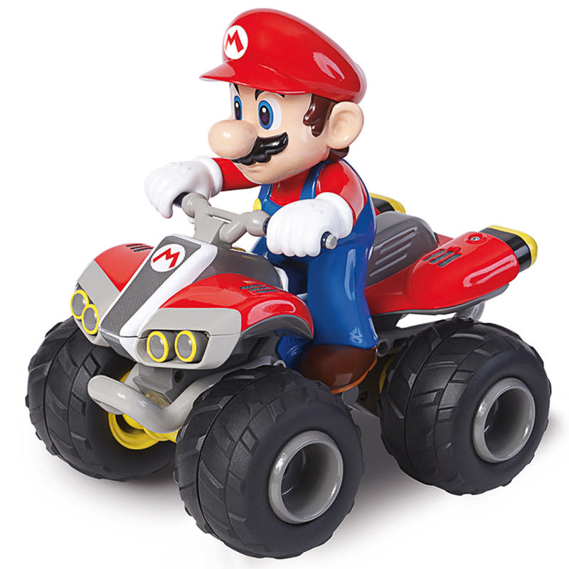 mario kart mario rc car remote control cars toys cars. Black Bedroom Furniture Sets. Home Design Ideas