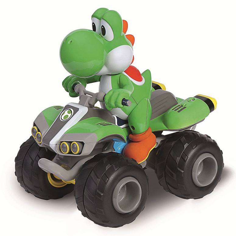 mario kart yoshi rc car toys remote control cars. Black Bedroom Furniture Sets. Home Design Ideas