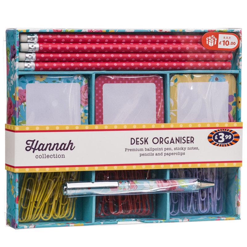 B m desk organiser stationery set planner desk tidy accessories - Desk stationery organiser ...