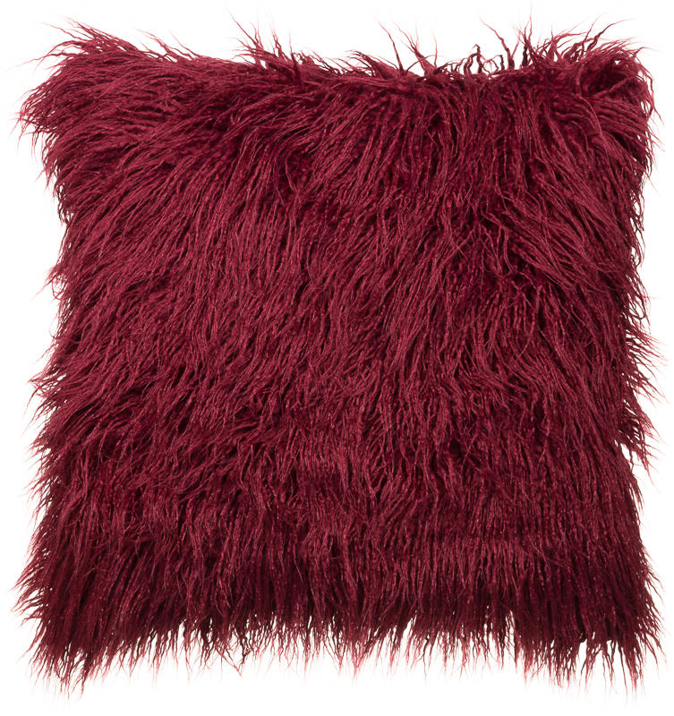 Monica Mongolian Fur Oversized Cushion Soft Furnishings