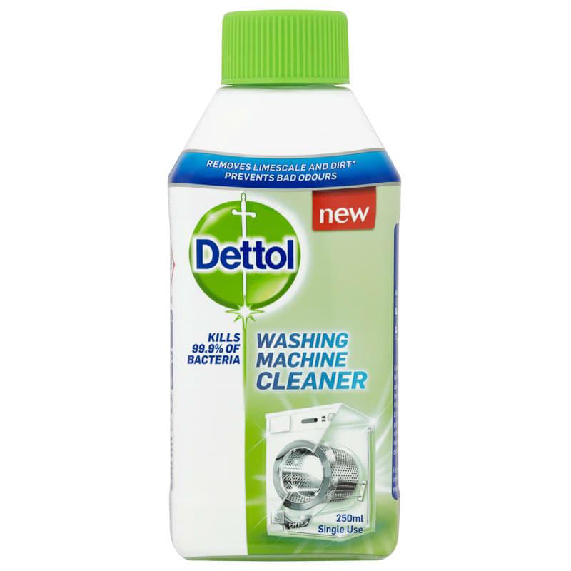 Dettol Washing Machine Cleaner 250ml Cleaning Washing