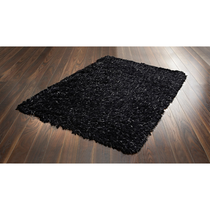Shop black glitter rugs with a brilliant pattern pop or unexpected art canvas. Available in three sizes with designs created by thousands of artists from around the world. Worldwide shipping available.
