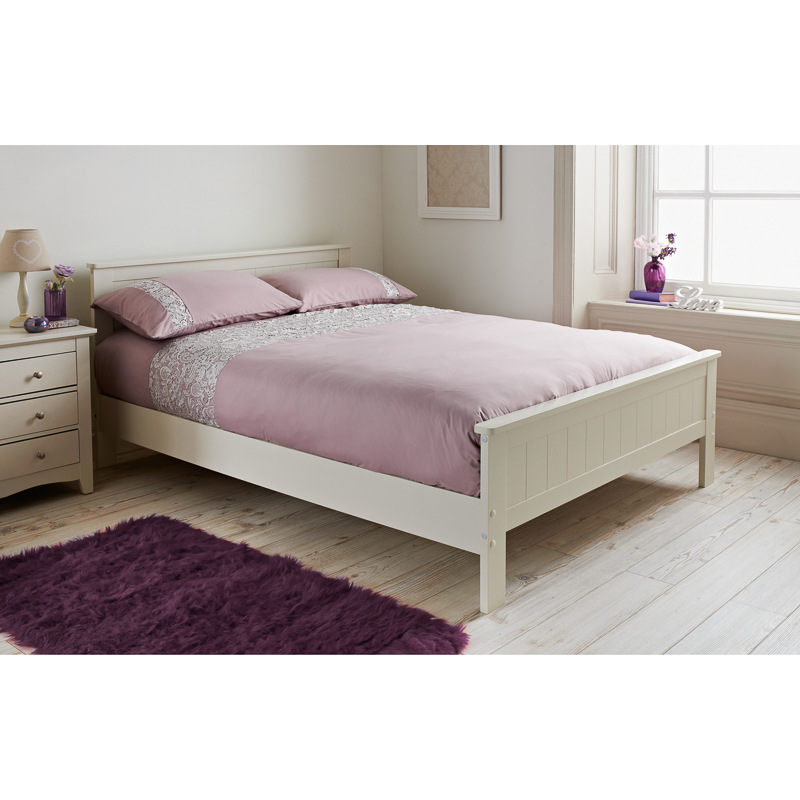 B m carmen double bed bedroom furniture cheap beds for B m bedroom furniture