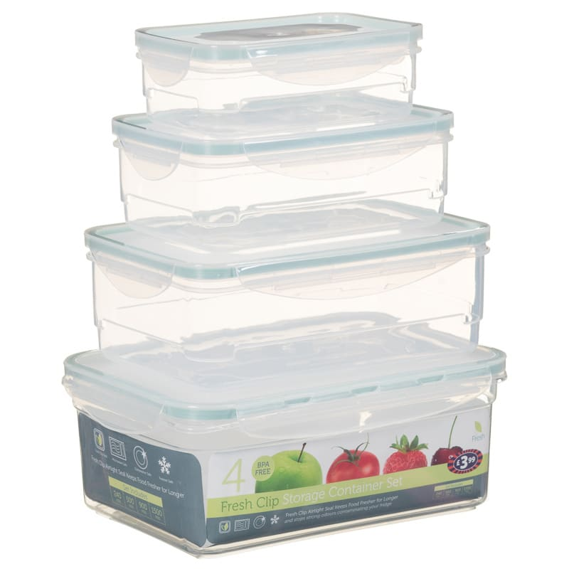 sc 1 st  induced.info & The Easiest Way to Organize Food Storage Containers - induced.info