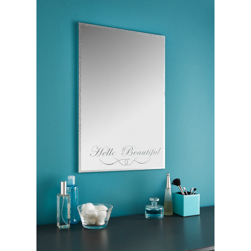 hello beautiful mirror contemporary wall mirrors