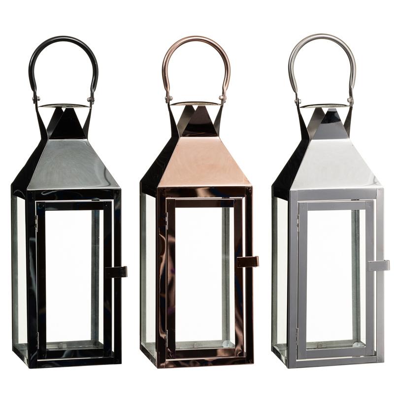High Quality 304979 Large Plated Lantern Main1