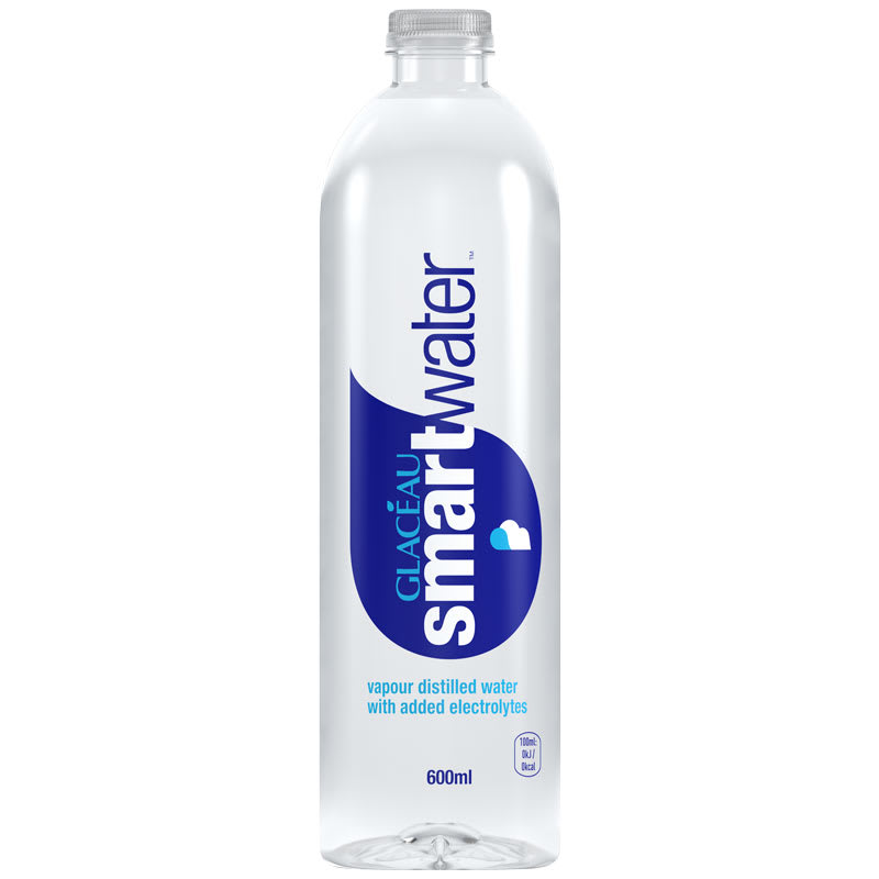 Glaceau Smartwater 600ml Water Spring Water B Amp M Stores
