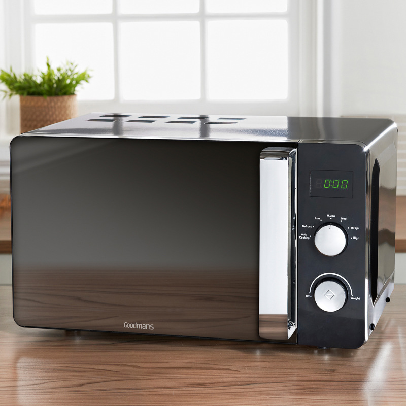 Goodmans Digital Microwave 20l Kitchen Small Appliances