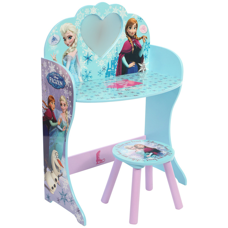 Frozen Vanity Set Bedroom Furniture Children 39 S Furniture
