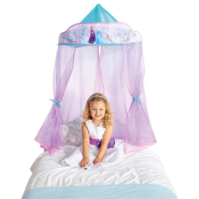 B&M: Disney Frozen Bed Canopy | Bedroom, Furniture ...