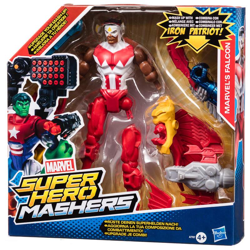 marvel super hero mashers upgrade falcon action figures toys. Black Bedroom Furniture Sets. Home Design Ideas