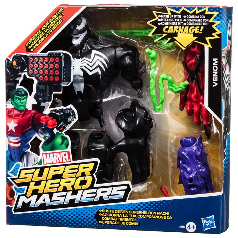 marvel super hero mashers upgrade venom action figures toys. Black Bedroom Furniture Sets. Home Design Ideas