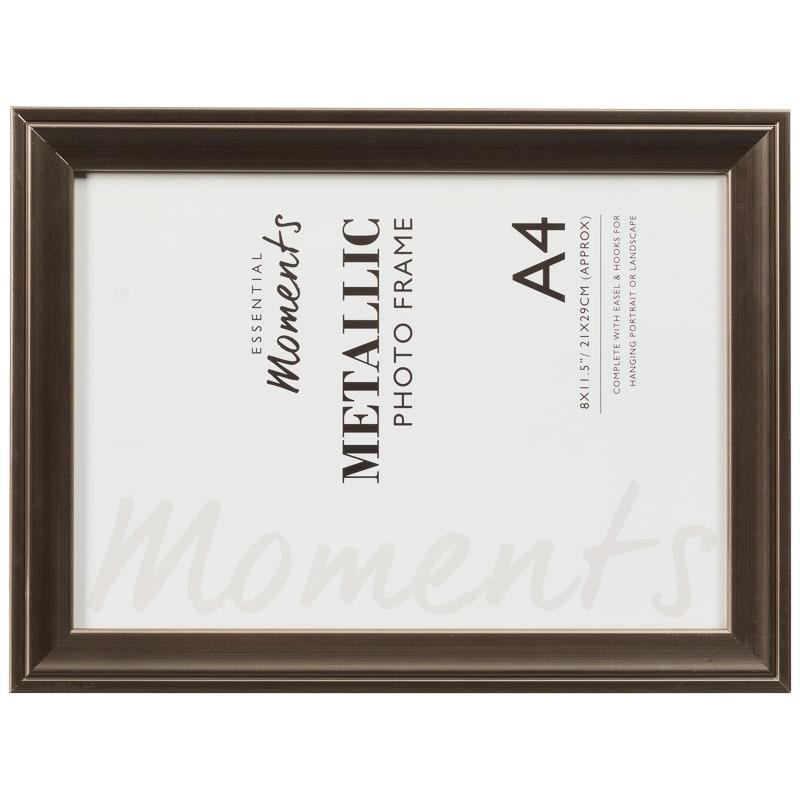 Metallic Photo Frames 8 x 11\