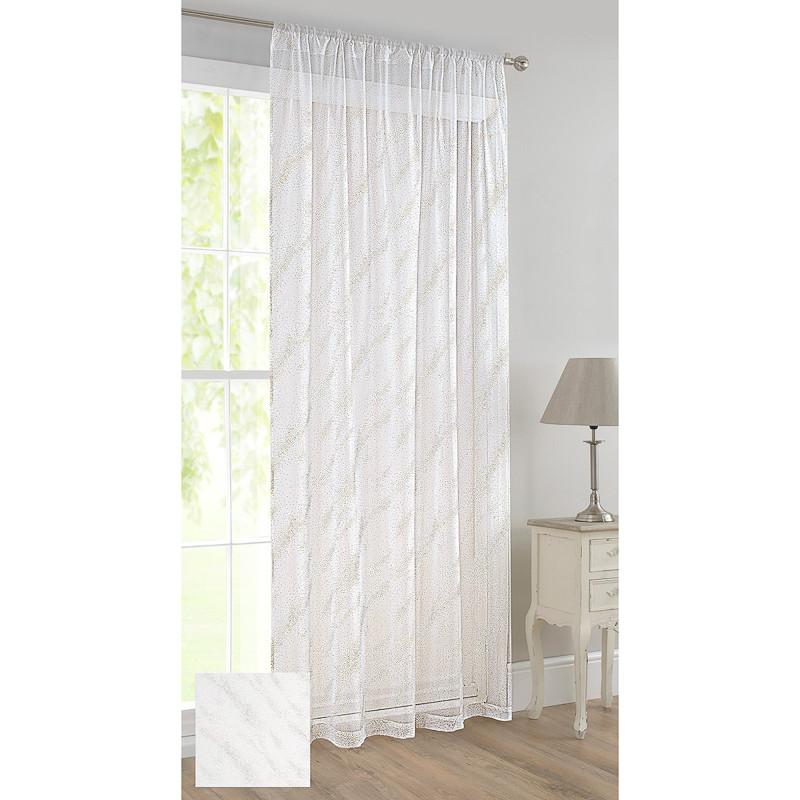 diamond glitter voile curtain curtains home. Black Bedroom Furniture Sets. Home Design Ideas