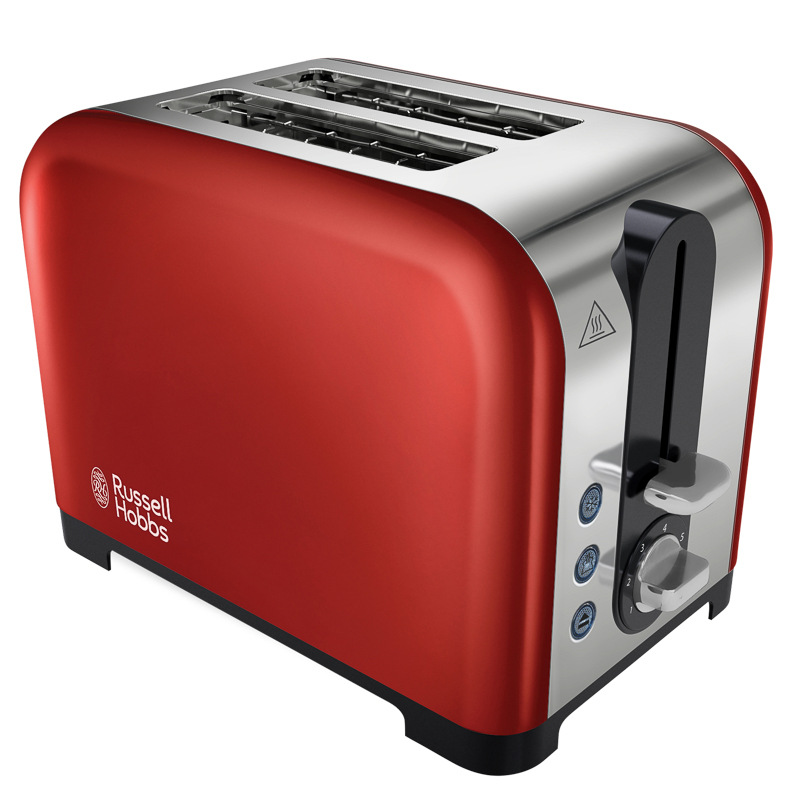 russell hobbs canterbury 2 slice toaster red. Black Bedroom Furniture Sets. Home Design Ideas