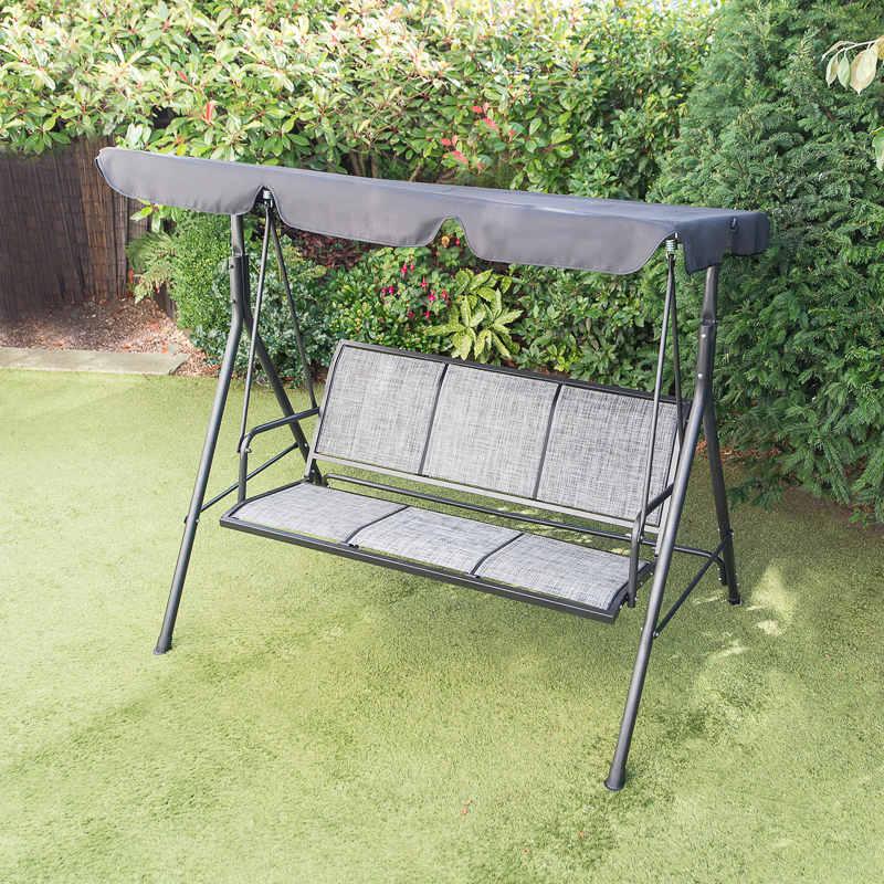 331144 seville hammock seville 3 seater hammock   garden furniture  rh   bmstores co uk