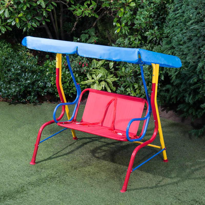 331236 kids club hammock kids club hammock 2 seater   kids garden furniture  rh   bmstores co uk