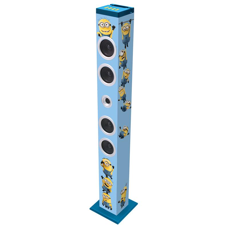 B&M: Minions Bluetooth Tower Speaker