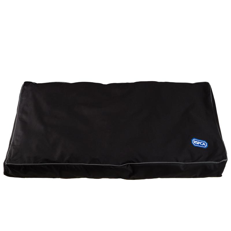 RSPCA Extra Mattress Black