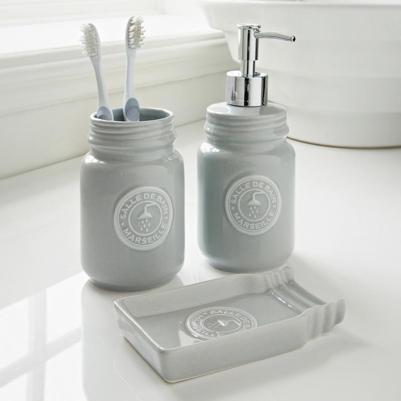 Salle de bain marseille bathroom 3pc duck egg bathroom accessories - Salle de bain accessoires ...