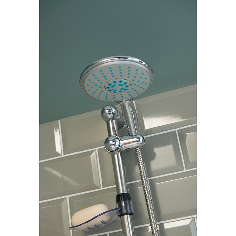 308156 BELDRAY MULTI FUNCTION SHOWER HEAD 2