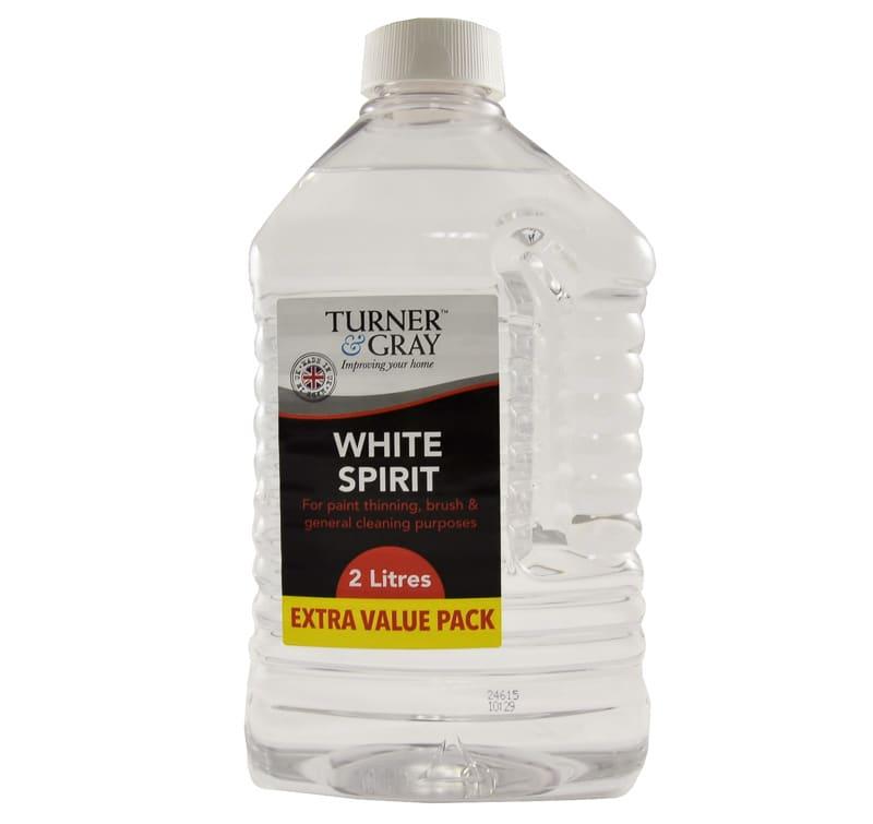 Turner Amp Gray White Spirit 2l Decorating Preparation
