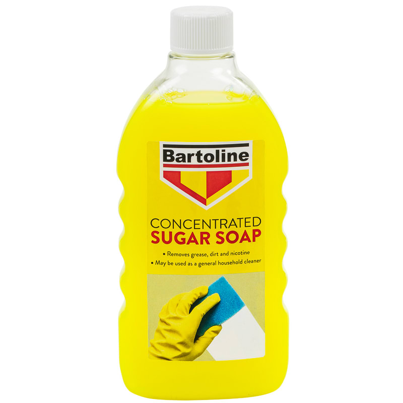 Bartoline Sugar Soap Concentrated 500ml