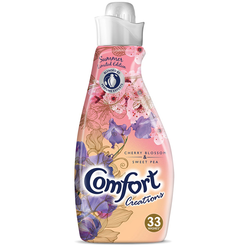 Comfort Creations Cherry Blossom 1 16l Fabric Conditioner