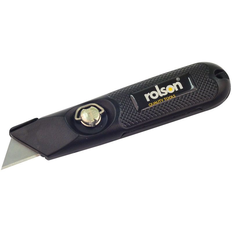 Rolson Self Retracting Trimming Knife
