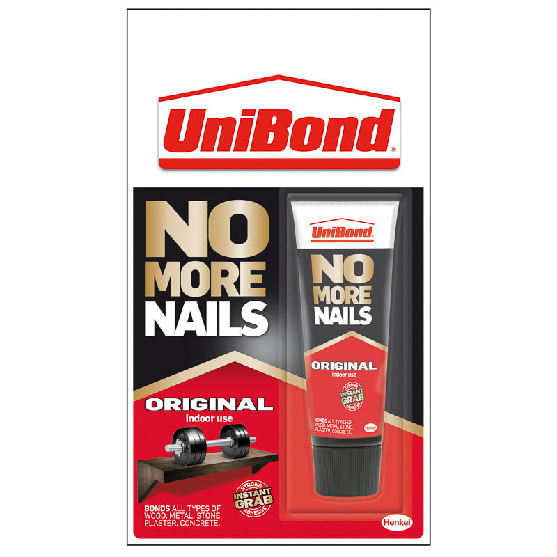 UniBond No More Nails - Interior Mini Tube | Decorating, Adhesive