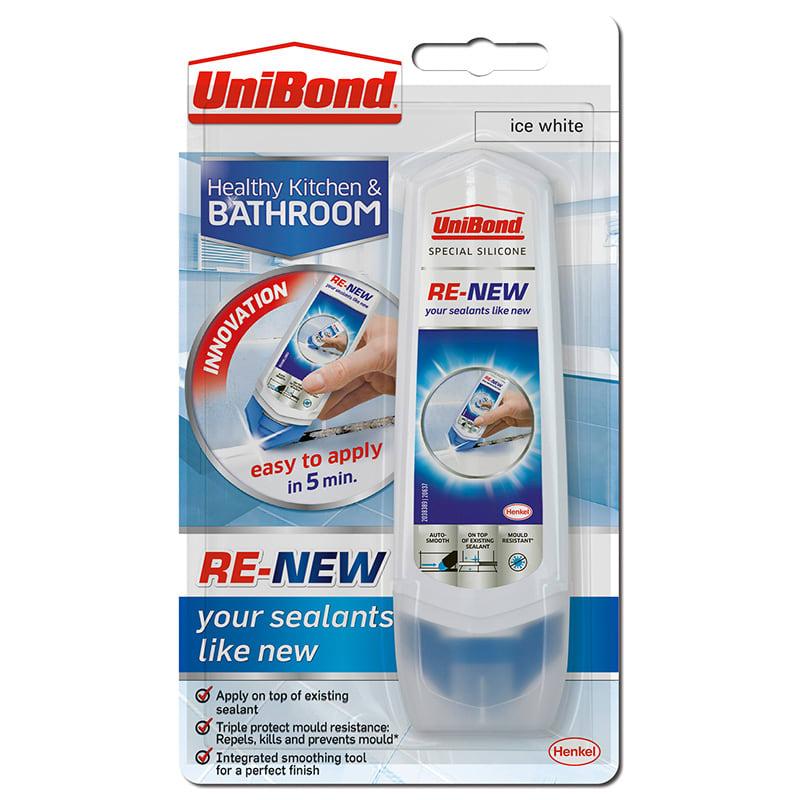 Unibond Re New Sealant Diy Sealants Amp Adhesives B Amp M