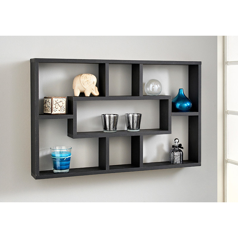 Multi Compartment Shelf Furniture Storage B Amp M