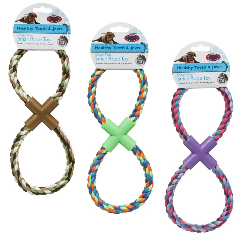 Dog Rope Toy - Rope Tug