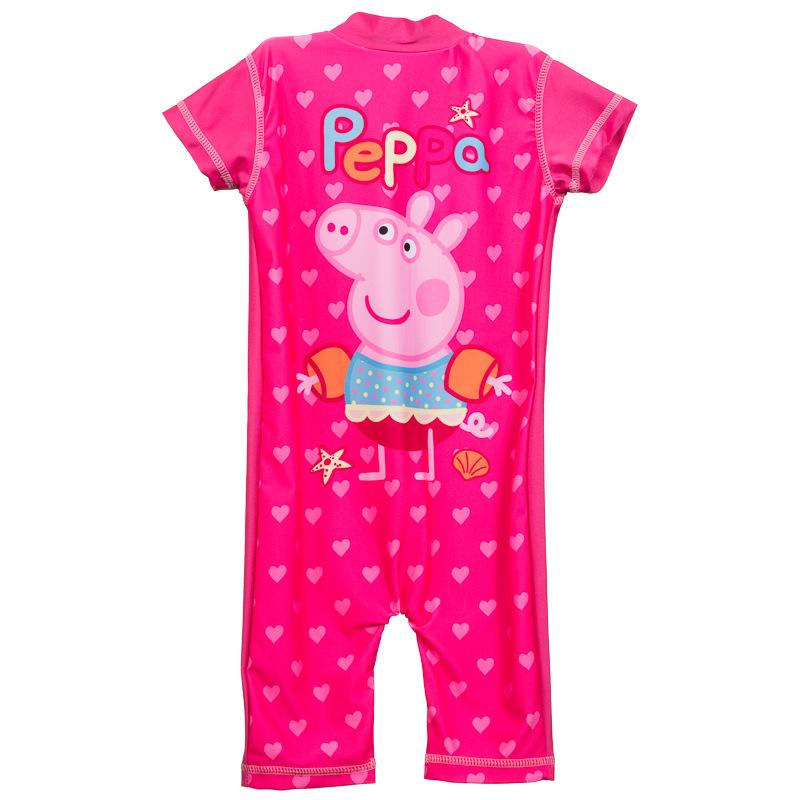 Peppa Pig Kids UV Sunsuit | Clothing | Kids Swimwear