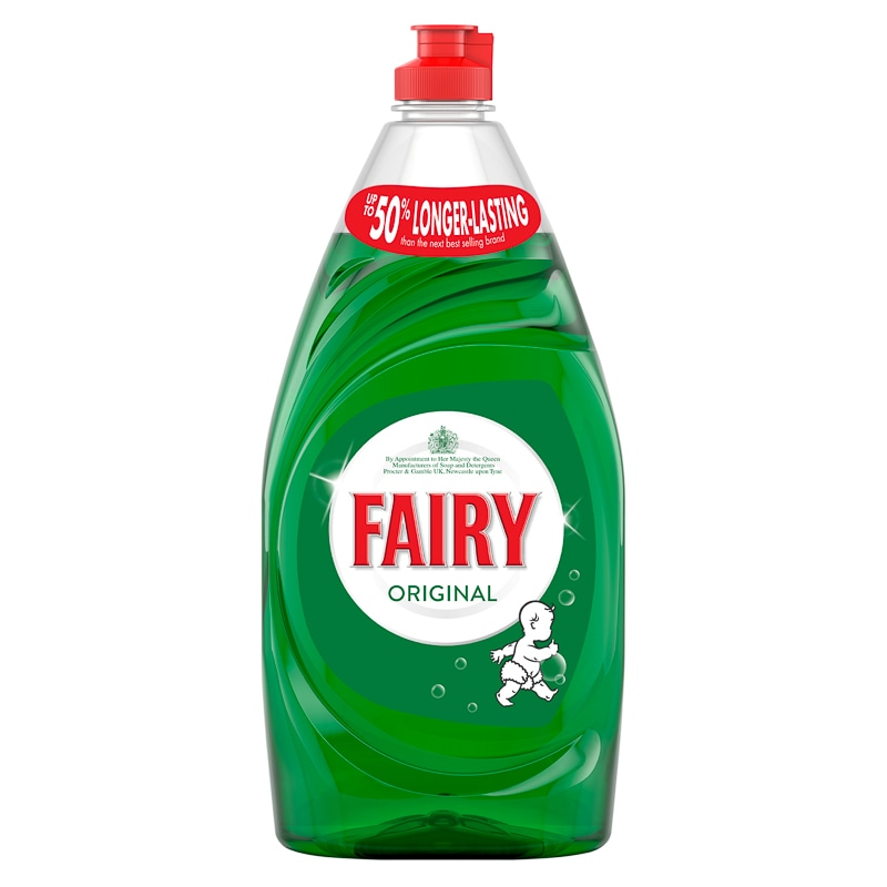 Fairy Original Washing Up Liquid 750ml Cleaning Household