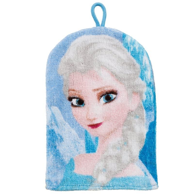 Frozen Wash Mitt   Kids Bath Time, Towels - B&M Stores
