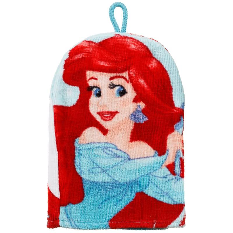 My Little Mermaid Wash Mitt Kids Bath Time Towels B Amp M