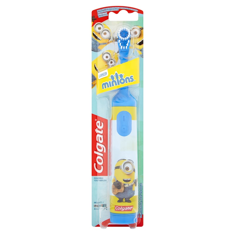 Colgate Battery Powered Minions Toothbrush