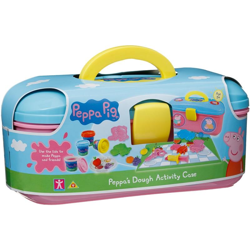 Peppa Pig Picnic Play Dough Set Craft Amp Design B Amp M