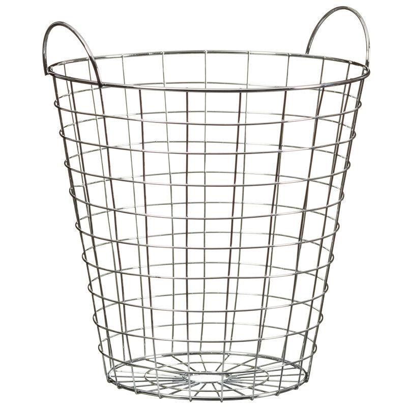 metal wire bin