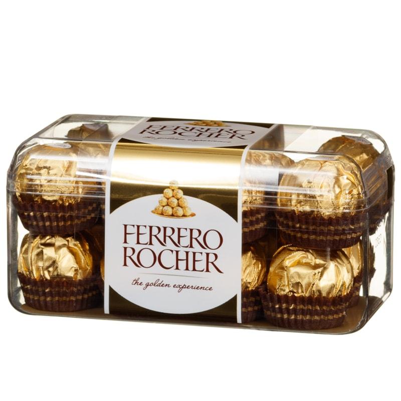 Ferrero Rocher 16pc Box 200g | Groceries | Chocolate Gift ...