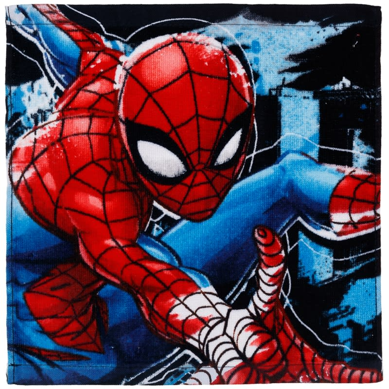 M Spiderman Spider-Man Face Cloth ...