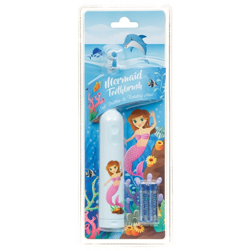 Kids Toothbrush - Mermaid
