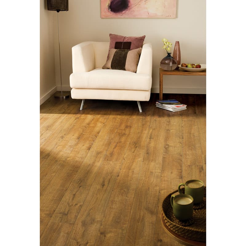 Natural Oak Effect Laminate Flooring Part - 23: 311288-Darwin-Oak-Effect-lamintate