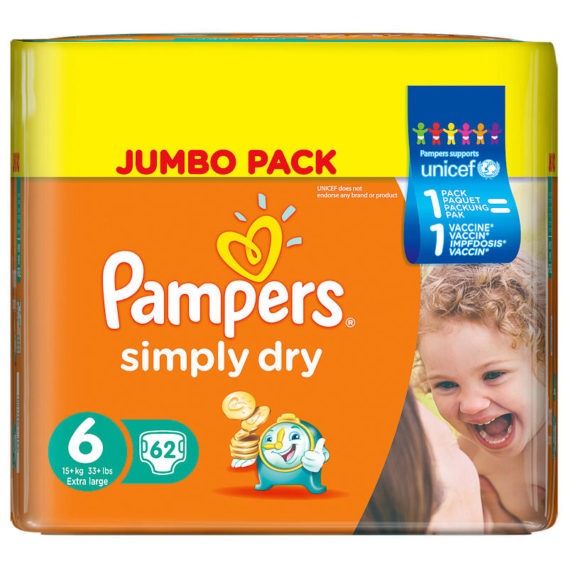 Pampers Simply Dry Unterschied Zu Baby Dry