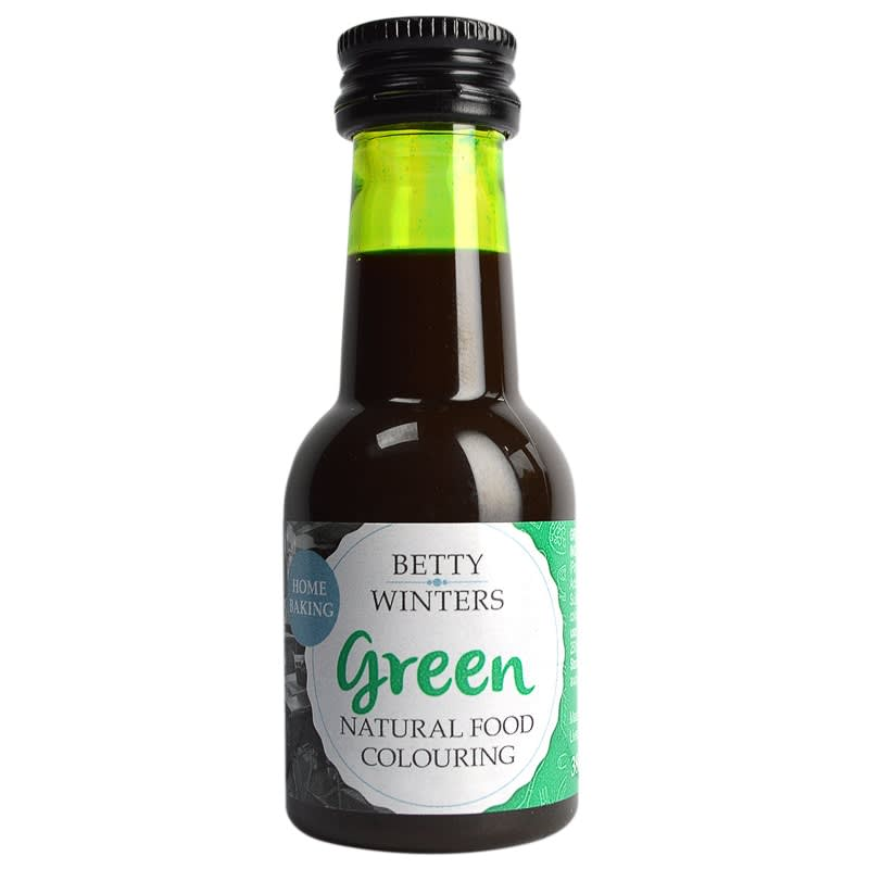 Natural Green Food Colouring Uk