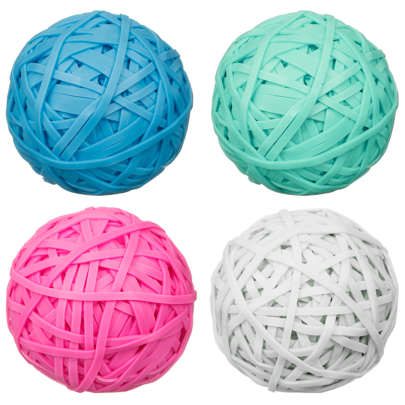 Elastic Band Ball