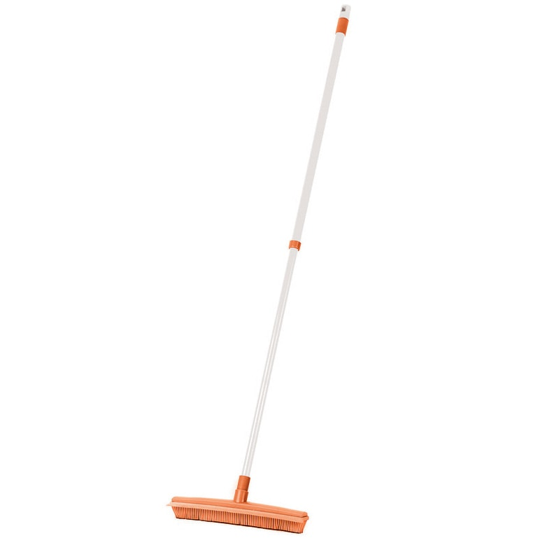Beldray Rubber Headed Broom Cleaning Home B Amp M